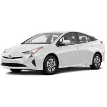 خودرو تویوتا Prius هیبریدی اتوماتیک سال 2017